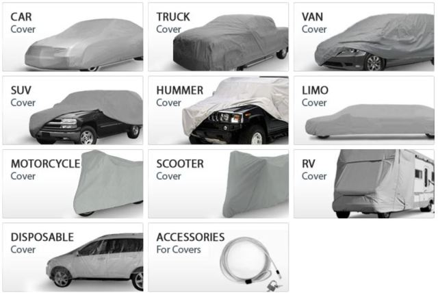 Car Covers Brands