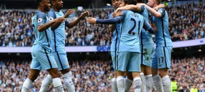 Man City Amankan Poin Penting