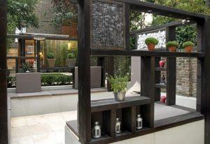 cara membuat taman minimalis