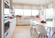 Desain Dapur dan Ruang Makan Minimalis Sederhana Yang Menyatu