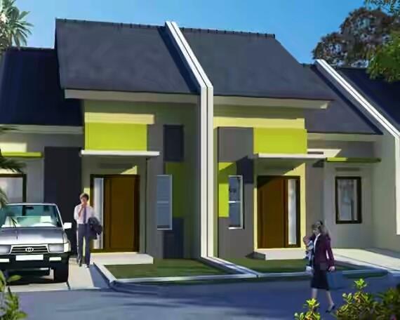Model Rumah Minimalis Type 36 Sederhana 1