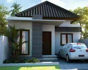 Model Rumah Minimalis Type 36 Sederhana 4