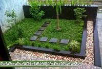 Desain Taman Rumah Minimalis Untuk Ciptakan Rumah Bernuansa Segar
