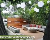 Ide Desain Taman Minimalis Bernuansa Tropis