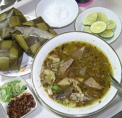 resep masakan sosok dalle toraja khas sulawesi selatan