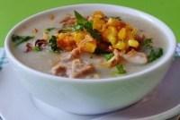 resep masakan bubur jagung ayam khas sulawesi tenggara