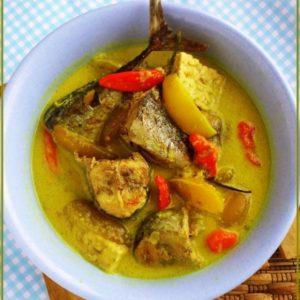 resep membuat gulai ikan tongkol gurih dan lezat