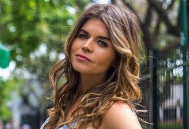 Ángeles Balbiani habló sobre Pampita