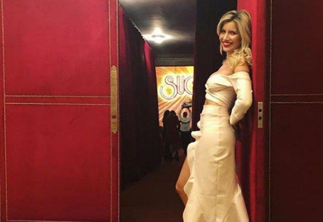 Laurita Fernández vivió el maltrato en Sugar