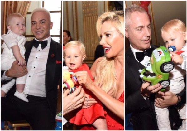 ¡Un año en Pañales! Los bebes más famosos de este 2018