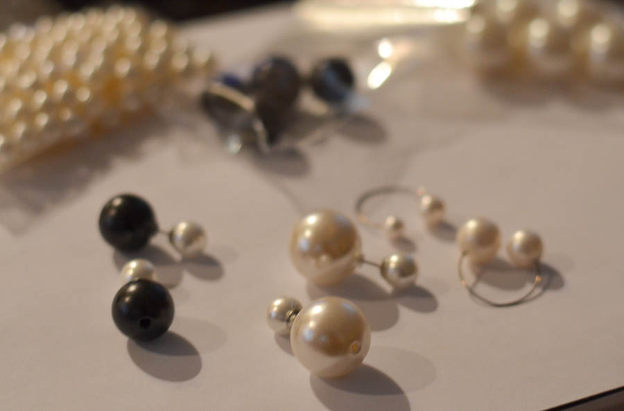 Chanel Inspired Pearls
