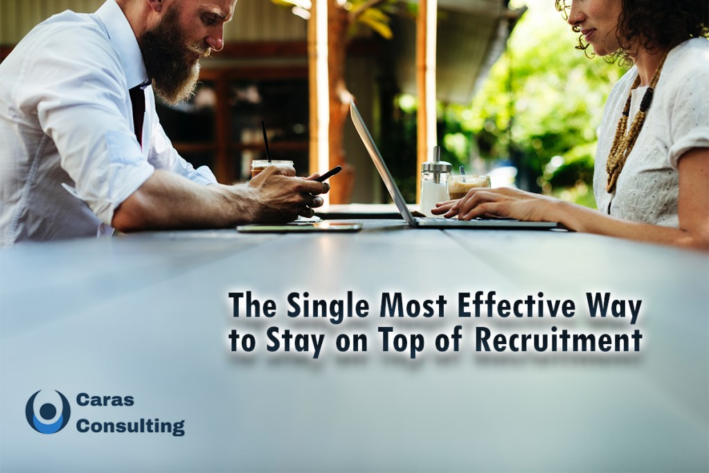 Most effective way to manage recruitment
