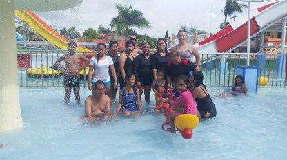 Waterworld Group Picture