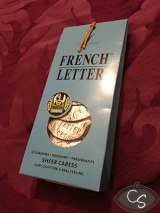 French Letter Sheer Caress Fair Trade Condoms