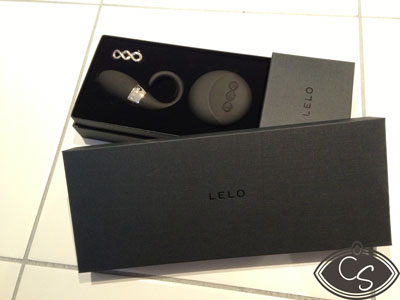 LELO Insignia ODEN Cock Ring Review by Cara Sutra