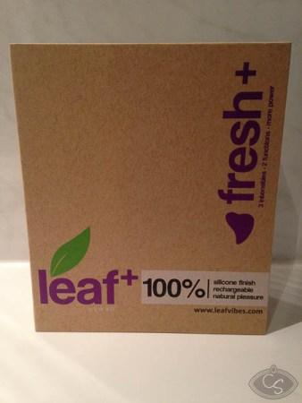 Leaf+ Fresh vibrator review