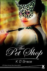 KD Grace The pet shop erotica sexy book