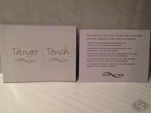 New We Vibe Tango powerful bullet vibrator review