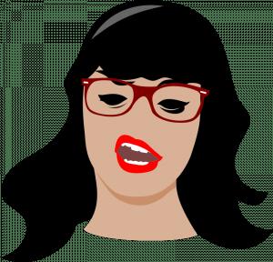arrogant snobby blogger girl