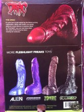 Fleshlight Freaks Drac / Dracula / Vampire Dildo Review