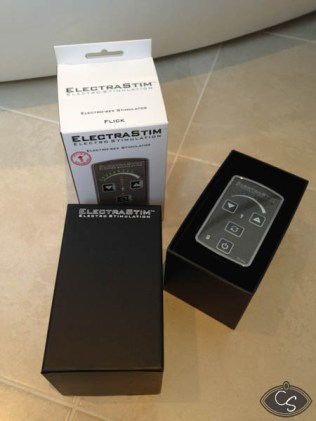 ElectraStim Flick EM60-E Electrosex pack Review