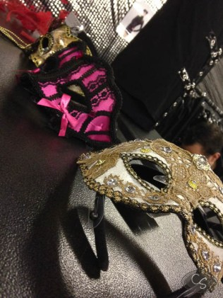 More lovely masquerade masks