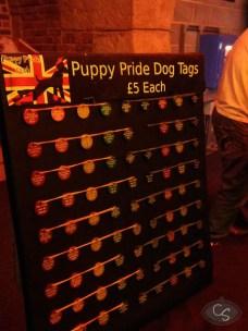 Puppy Pride Dog Tags