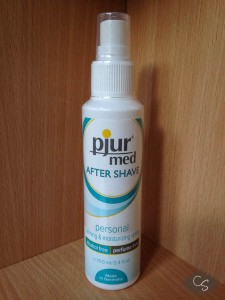 Pjur Med After Shave Spray Review