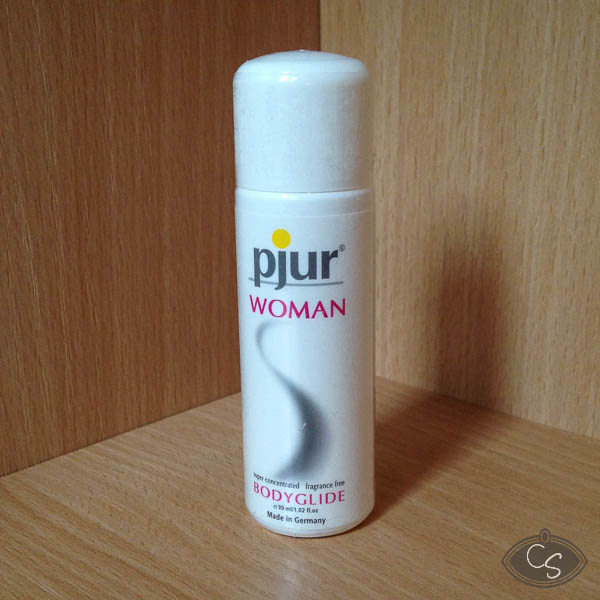 Pjur Woman Silicone Lube Review