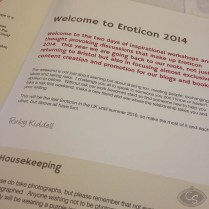 schedule for eroticon 2014