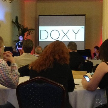 doxy massager sponsors at eroticon 2014