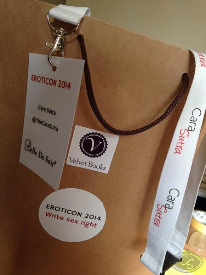 eroticon 2014 goody bag
