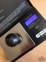 weight of LELO Luna Beads Noir Kegel balls review