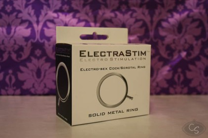 Electrastim Electro Sex Cock Ring Review