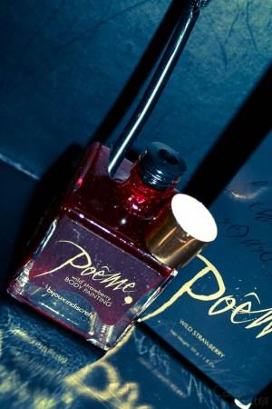 Bijoux Indiscrets Poeme Wild Strawberry Body Paint Review