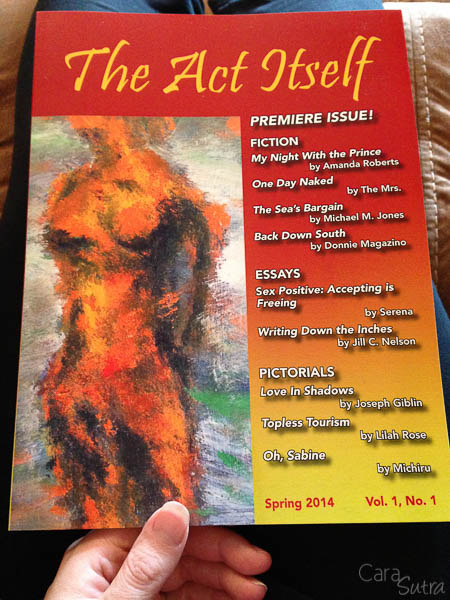the act itself erotica magazine review-1