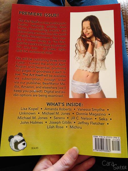 the act itself erotica magazine review-2