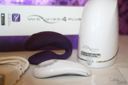 We Vibe 4 Plus Review | We Vibe 4+ Couples Vibrator Review
