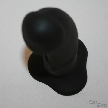 Fun Factory The Boss Stub Black Silicone Dildo-19