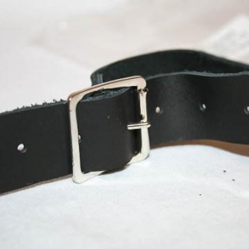 Kinky Monkey Black Strap On Harness-4