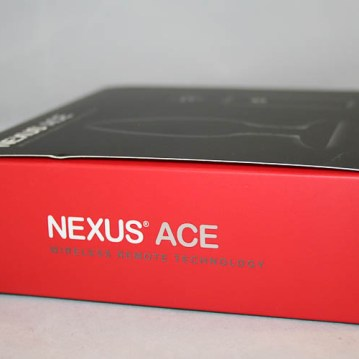 Nexus Ace Remote Controlled Butt Plug-CS-800-5