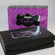 Nexus Cadence Rabbit Vibrator - Cara Sutra review 800-7