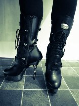 demonia muerto boots cara sutra wearing review 800-25