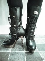 demonia muerto boots cara sutra wearing review 800-26