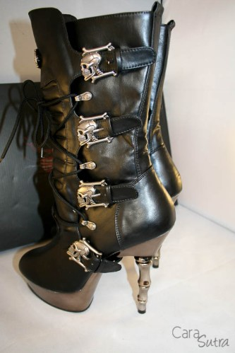 demonia muerto boots review Cara Sutra 800-30