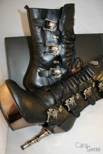 demonia muerto boots review Cara Sutra 800-32