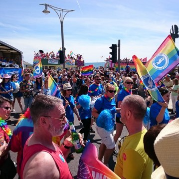 pride brighton 2015 parade cara sutra-101