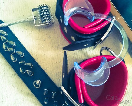 rimba spiked bondage collar cara sutra review-24