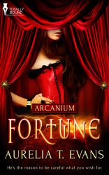 arcanium fortune aurelia t evans