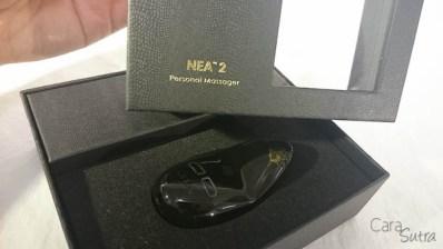 LELO NEA 2 Vibrator cara sutra review-10